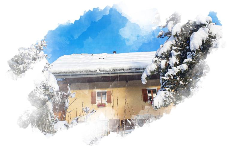 Gîte La Fayéta Les Déserts en Savoie